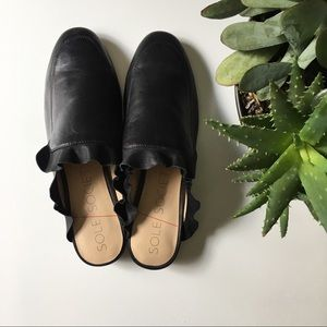 NWOT Sole Society Mules